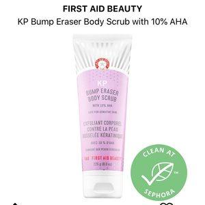 First Aid Beauty KP Body Scrub